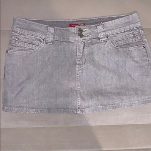 NWOT F21 Jean Skirt
